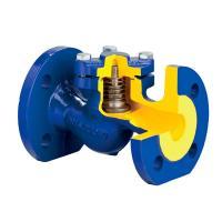 Клапан обратный подъёмный фланцевый ZETKAMA 287A - фото