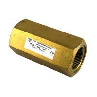 Клапан обратный линейный КЛ 25.3 - фото №1
