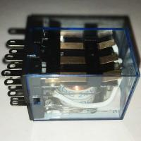 Реле электромагнитное MY3 (DC 24В) - фото №1