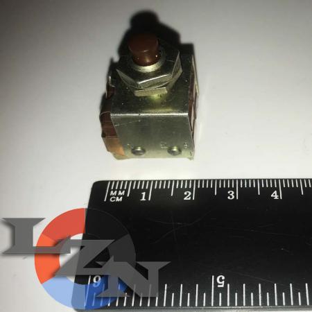 Кнопка малогабаритная КМ2-1 (двухполюсная) - фото №4