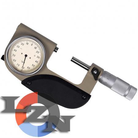 Микрометр рычажный МР-50 (25-50 мм) - фото