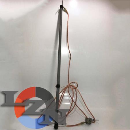ШСП-К штанга для снятия потенциала (110-500 кВ) - фото №1