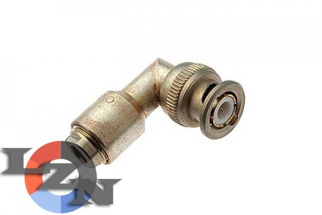 Вилка кабельная угловая СР-50-81 ПВ (ФВ) - фото